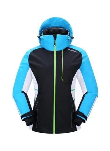 Panthzer  Hispar Kadın Kayak Mont Mavi Renkli